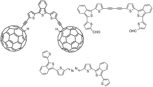 Synthesis and Photophysical Properties of Some Dithienylbenzo[c]thiophene Derivatives